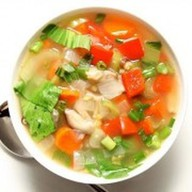 Веджетебл суп Фото
