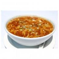 Хот энд соур суп Фото