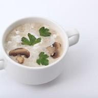 Суп-крем из шампиньенов Фото