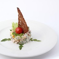 Острый салат Фото