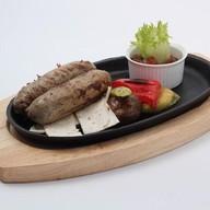 Колбаски по-горски из баранины Фото