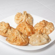 Хинкали от шеф-повара без зелени Фото