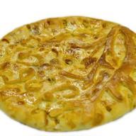 Пирог горский с капустой, сыром Фото