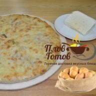 Пирог с картошкой и сыром Фото