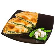 Пирог со шпинатом Фото