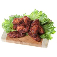 Цыпленок в соусе барбекю Фото