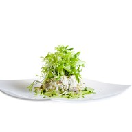 Салат с языком Фото