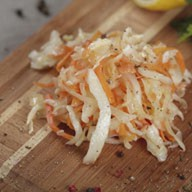 Капуста маринованная в лимонном соке Фото