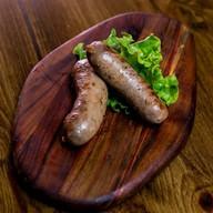 Колбаски с курицей Фото