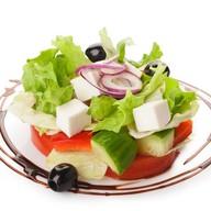 Греческий салат (европейский) Фото