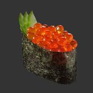 Суши икра лосося Фото