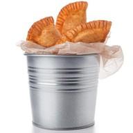 Чебуреки с телятиной Фото
