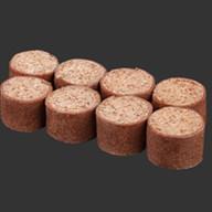 Сливочно-шоколадный ролл Фото