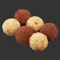 Сливочно-кокосовый десерт Фото