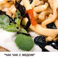 Чак-чак с медом или сгущенкой Фото