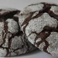 Шоколадно-мятный пряник Фото