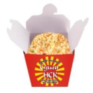 Жареный рис с яйцом Фото