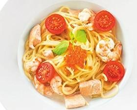 Паста с морепродуктами - Фото