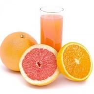 Апельсин-грейпфрут Фото