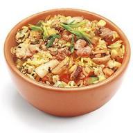 Рис Тяхан с морепродуктами Фото