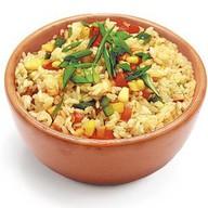 Рис Тяхан с овощами Фото