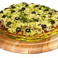 Квадро пицца Крейзи микс Фото