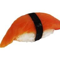 Сяке суши (с лососем) Фото