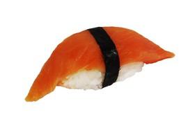Сяке суши (с лососем) - Фото