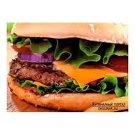 Бургер мясной Фото