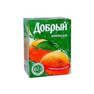 """Сок """"Добрый"""" в ассортименте Фото"""
