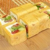 Овощная тортилья Фото