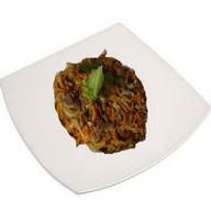 Салат с курочкой и грибами Фото