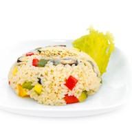 Рис с мидиями Фото