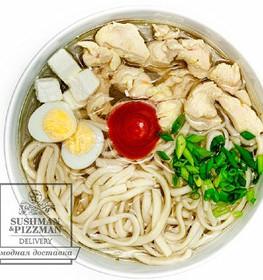 Чикен рамен суп - Фото