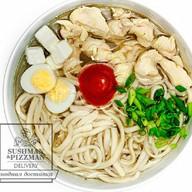 Чикен рамен суп Фото