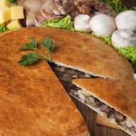 Пирог обеденный Фото