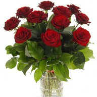 Букет из 11 роз Фото