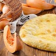 Пирог с фасолью и сыром Фото