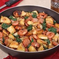 Картофельная жареха Фото