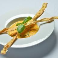 Тыквенный крем-суп Фото