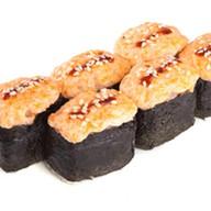 Запеченые суши №2 Фото