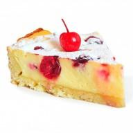 Пирог вишневый Фото