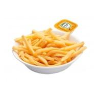 Картофель фри ланч Фото