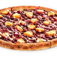 Пицца-пирог с брусникой Фото