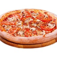 Пицца ланч Русская Фото