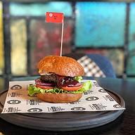 Бургер BBQ Фото