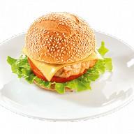 Беби бургер Фото