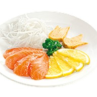 Сашими из лосося Фото