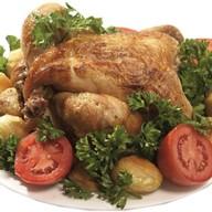 Курица по-домашнему Фото