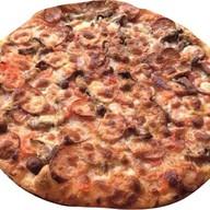 Спартанская пицца Фото